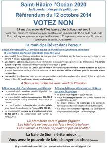 circulaire référendum recto