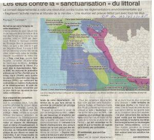 Ouest France du 19 mai 2015