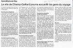 Ouest France du 30 mai 2016